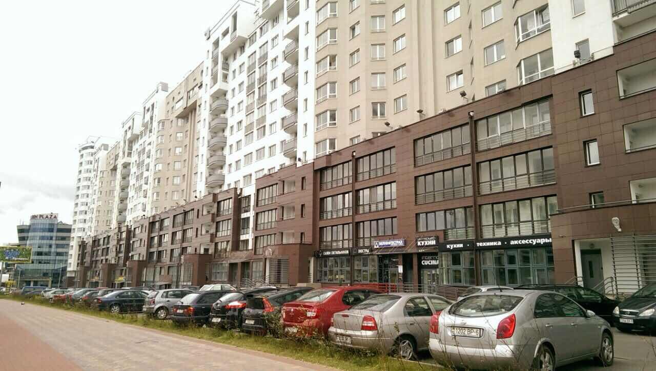 Vera i Anfisa building