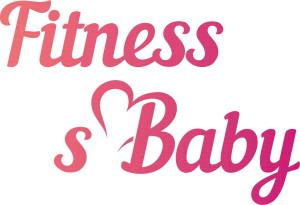 Baby fitness logo